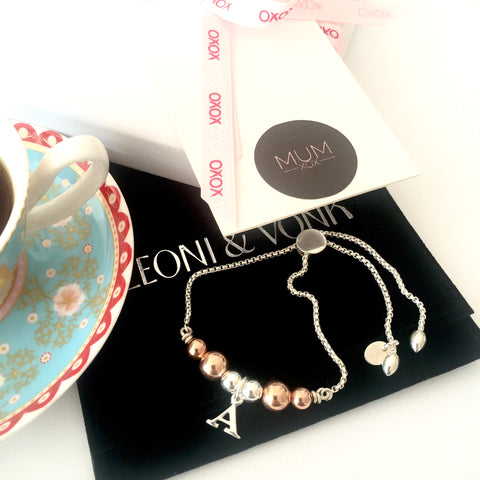 Leoni & Vonk personalised jewellery for Mothers Day