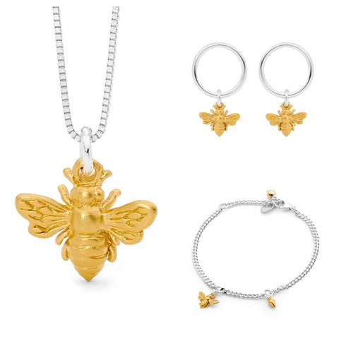 Leoni & Vonk queen bee jewellery