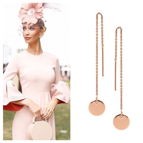 Spring racing fashion inspiration with Leoni & Vonk jewellery