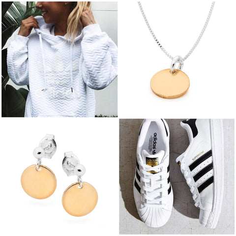 Leoni & Vonk jewellery ideas for a sporty mum on Mother's Day