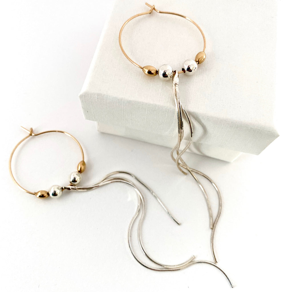 Melissa Hoop Earrings