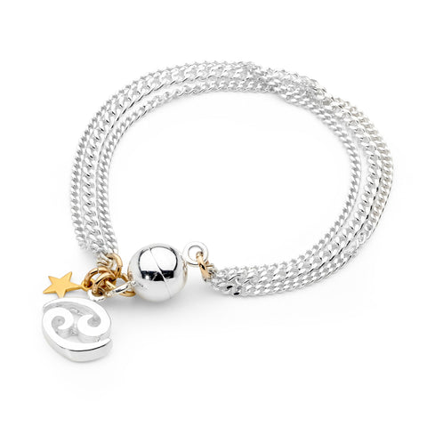 Image of Leoni & Vonk bracelet photographed against a white background