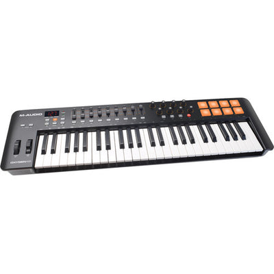 NEW M-Audio Oxygen 49 IV USB MIDI Keyboard Controller Fast Free Shipping