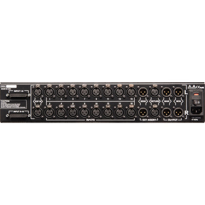 Brand New Dangerous Music 2-BUS+ 16-Channel Analog Summing Mixer Faster Shipping
