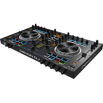 Denon DJ MC4000 Professional 2-Channel DJ Controller for Serato Fast Shipping
