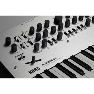 Brand New Korg Minilogue Polyphonic Analog Synthesizer Fast Shipping