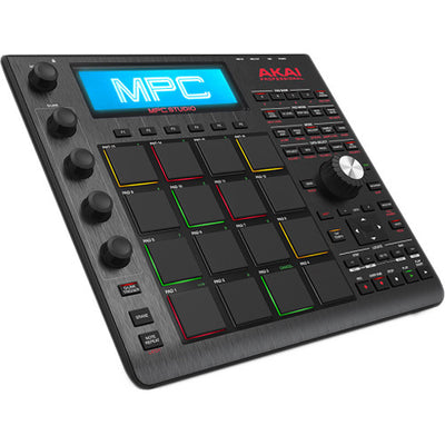 NEW Akai Professional MPC Studio Music Production Controller Fast Shipping