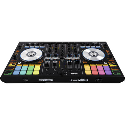 Brand New Reloop MIXON 4 DJ Controller Faster Shipping