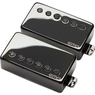 NEW! EMG JH SET James Hetfield Humbucker Signature Black Chrome Free Shipping