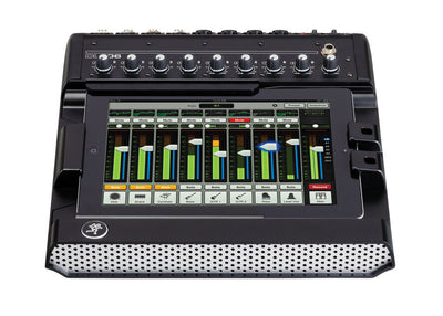 Mackie DL806 Lightning 8-channel Digital Live Sound PA w/iPad Control Mixer