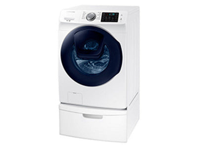 NEW 2017 Samsung Stainless Front Load Washer WF50K7500AW Free Local Delivery NYC