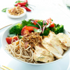 Thai Coconut Chicken Noodle Bowl