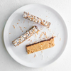 Peanut Butter + Coconut Protein Bar