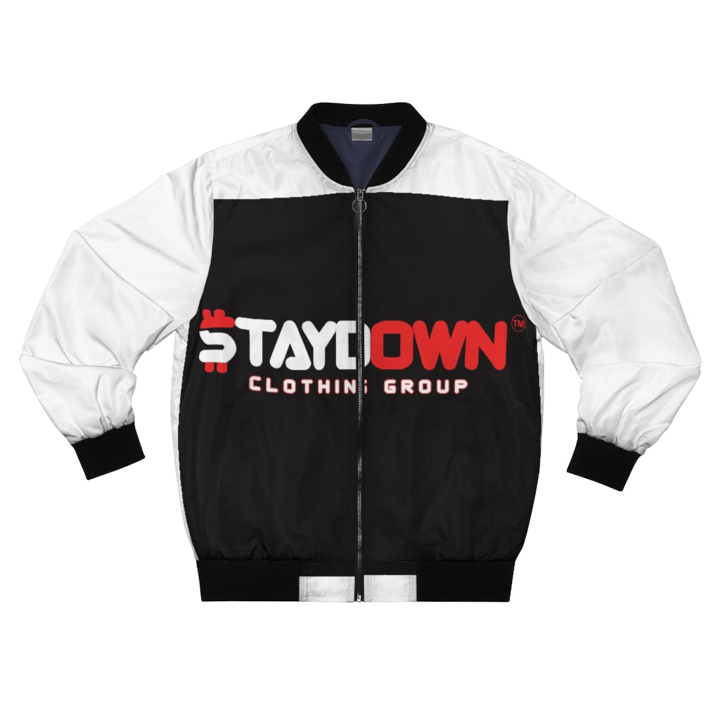 MEN'S OWN AOP BOMBER JACKET