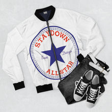 ALL STAR MEN'S AOP BOMBER JACKET