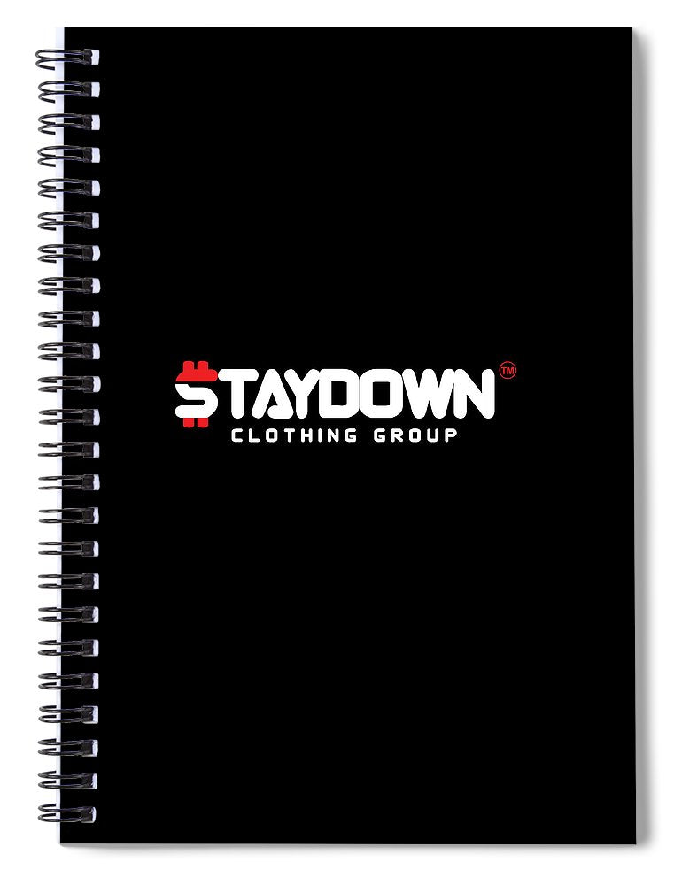 OWN DESIGN - SPIRAL NOTEBOOK