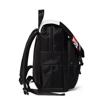 UNISEX RED OWN CASUAL SHOULDER BACKPACK