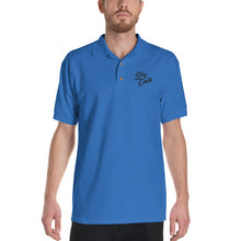 EMBROIDERED MENS POLO SHIRT