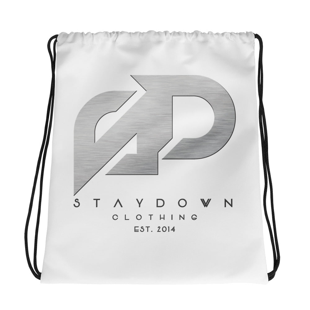 METAL SD DRAWSTRING BAG