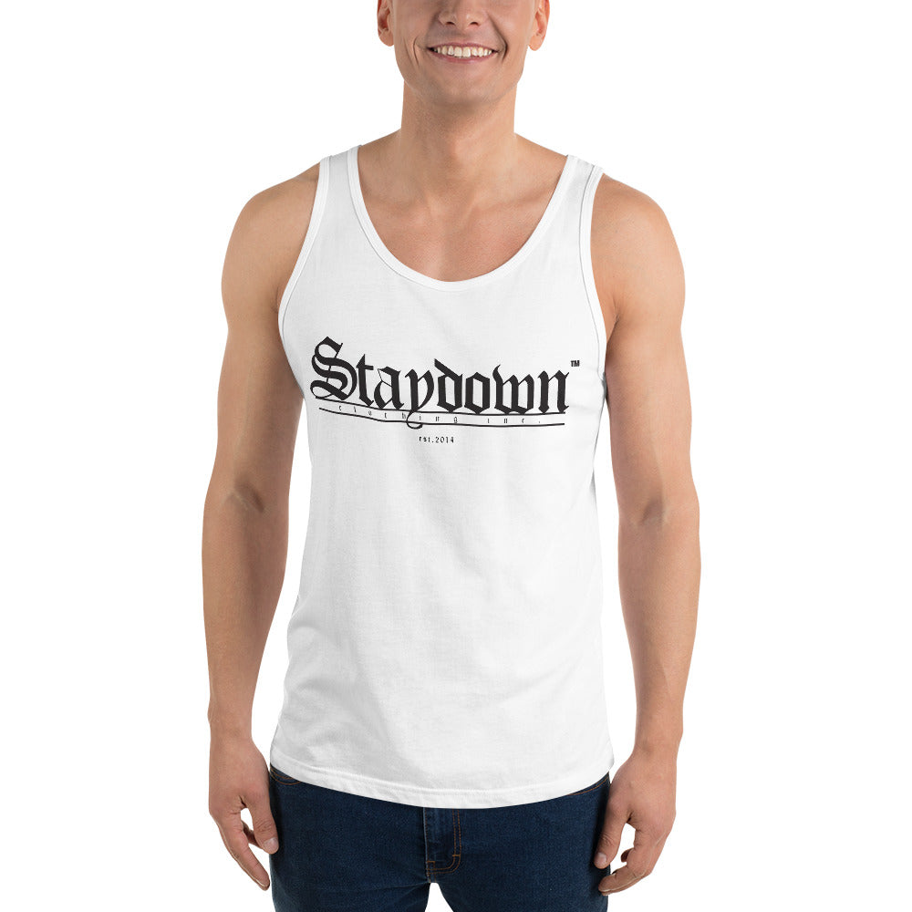 OLD ENGLISH UNISEX TANK TOP