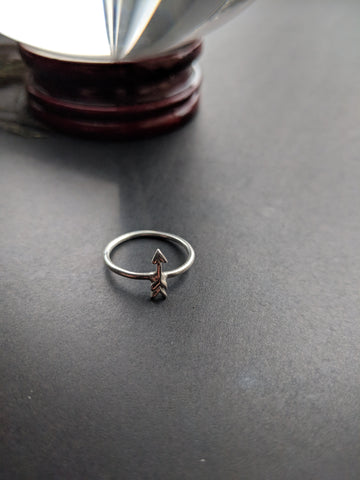 Arrow Stacking Ring