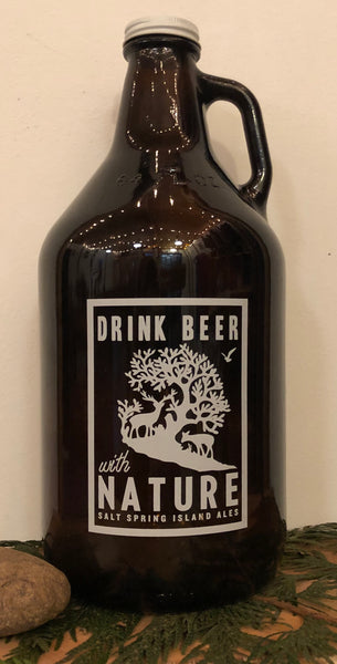 64oz / 2L Growler