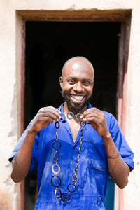 Q&A with Horn Craftsman, John Paul Twagirayezu