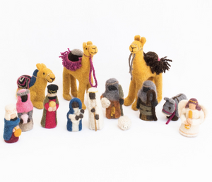 Featured Product: The Hope Felted Nativity
