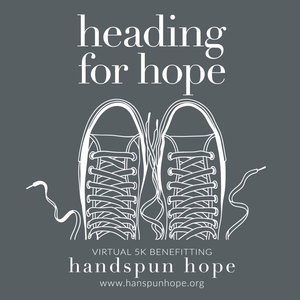 Upcoming Event: Heading for Hope Virtual 5k!