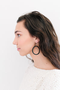 Inyambo Horn Earrings