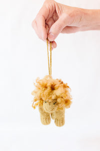 Dandy Lion Ornament