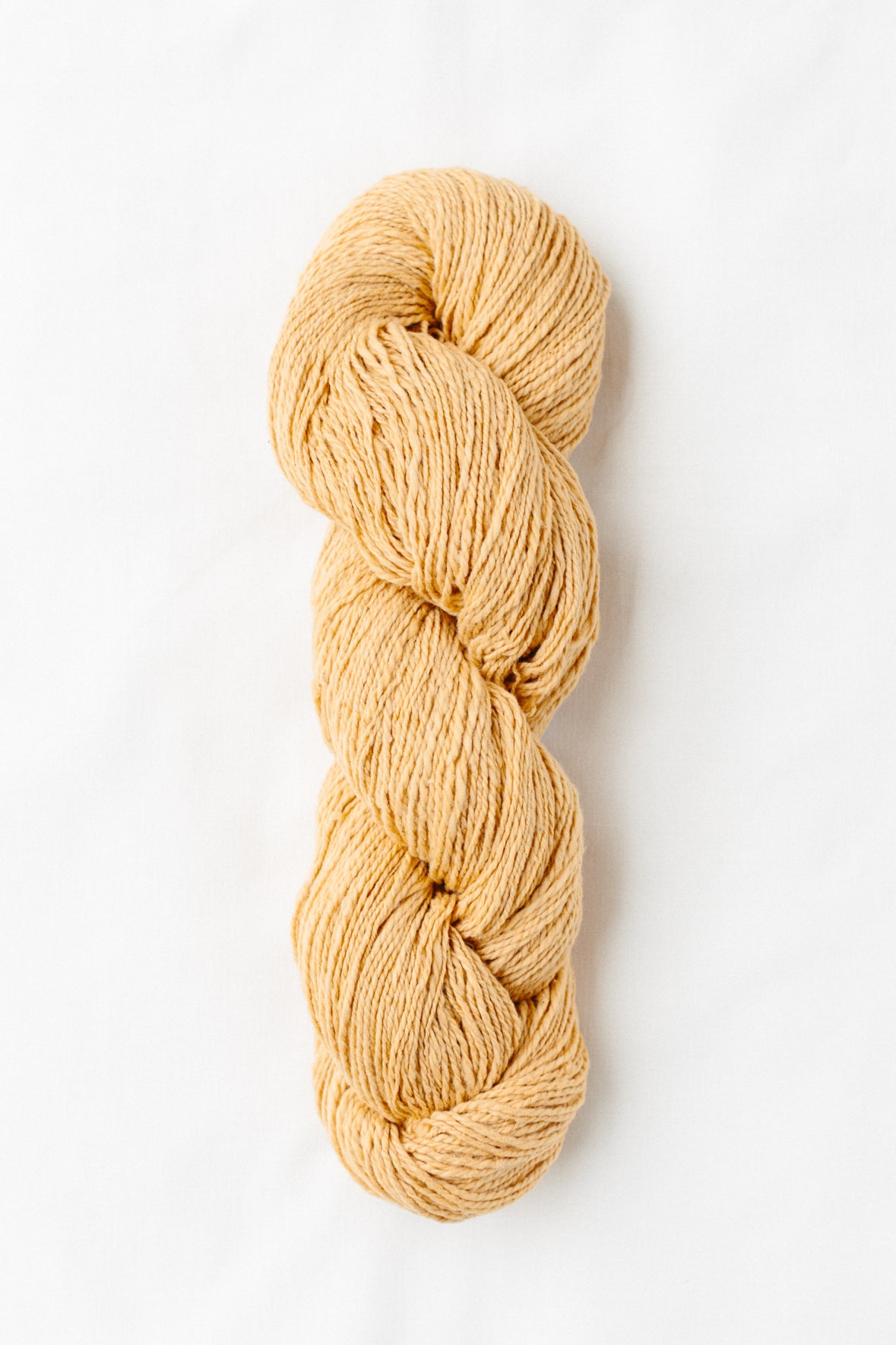 Ethiopian Hand Spun Cotton Yarn - Cosmos Blush