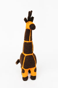 Georgie Giraffe, Cosmos and Rich Cosmos