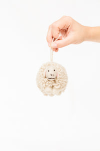 Lilly Lamb Ornament