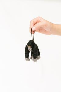 Mambo Gorilla Mini Ornament