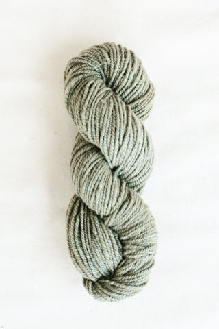 Organic Merino Wool Worsted, Topiary