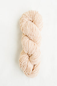 Organic Merino Wool Worsted, Voca Blush