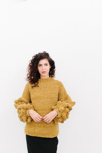 Belancila Bauble Sweater in Organic Merino