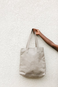 Adia Bag, Alabaster
