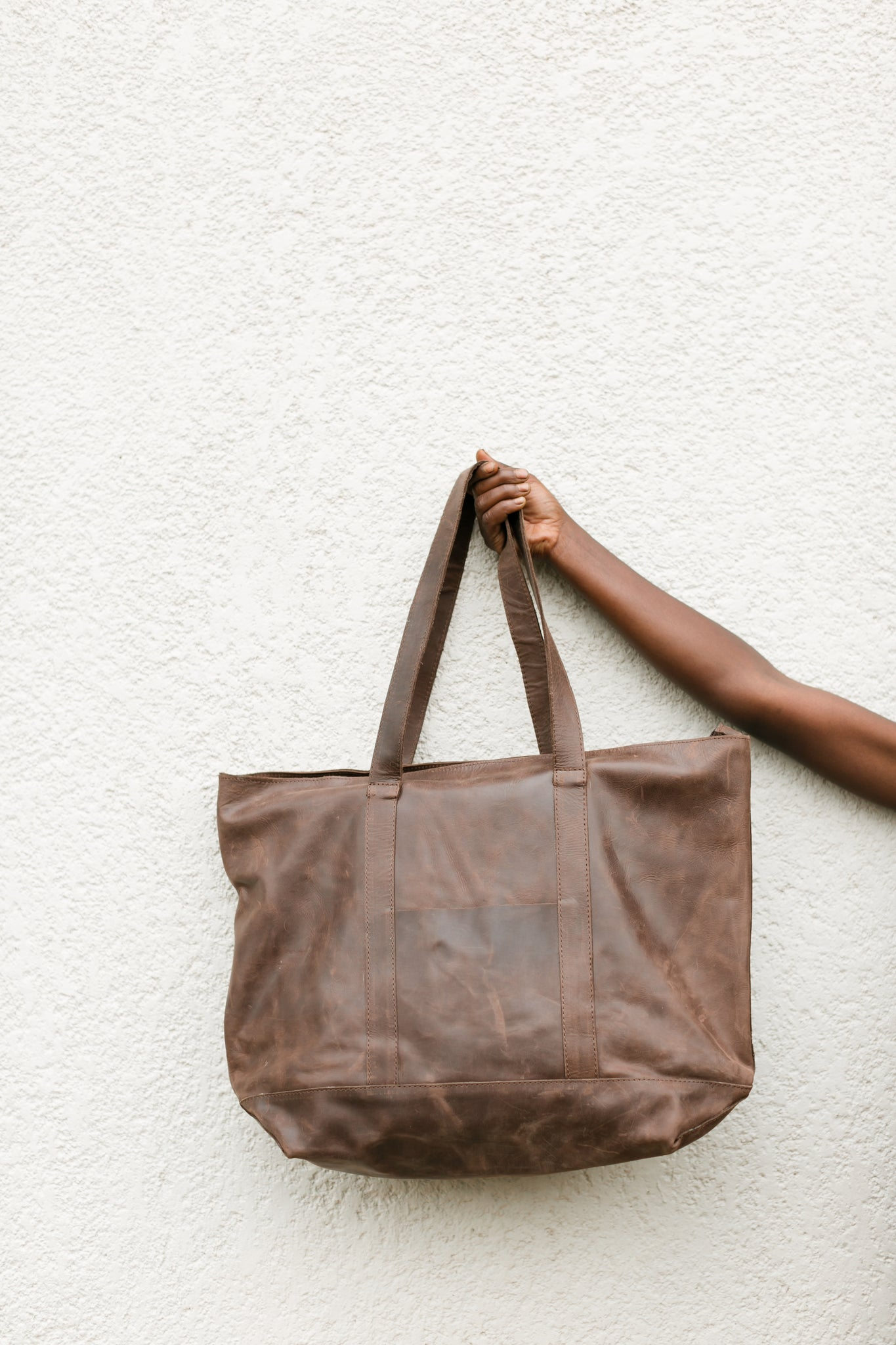 Nyra Shoulder Bag, Cocoa