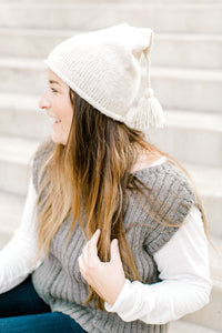 Chantal Tassel Hat Pattern