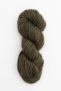 Organic Merino Wool Yarn Bulky, Rich Topiary
