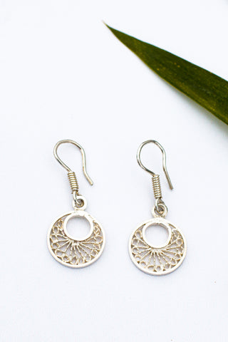 Jahzara Filigree Earrings