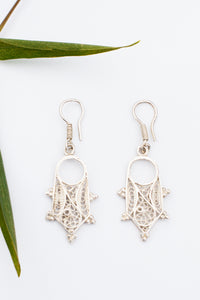 Abiy Filigree Earrings