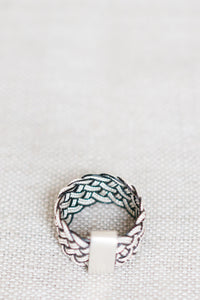 Tigray Braided Ring