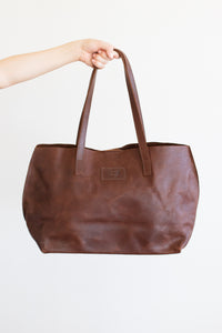 Lyia Bag, Chocolate
