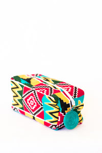 Kitenge Zipper Case, Southwest