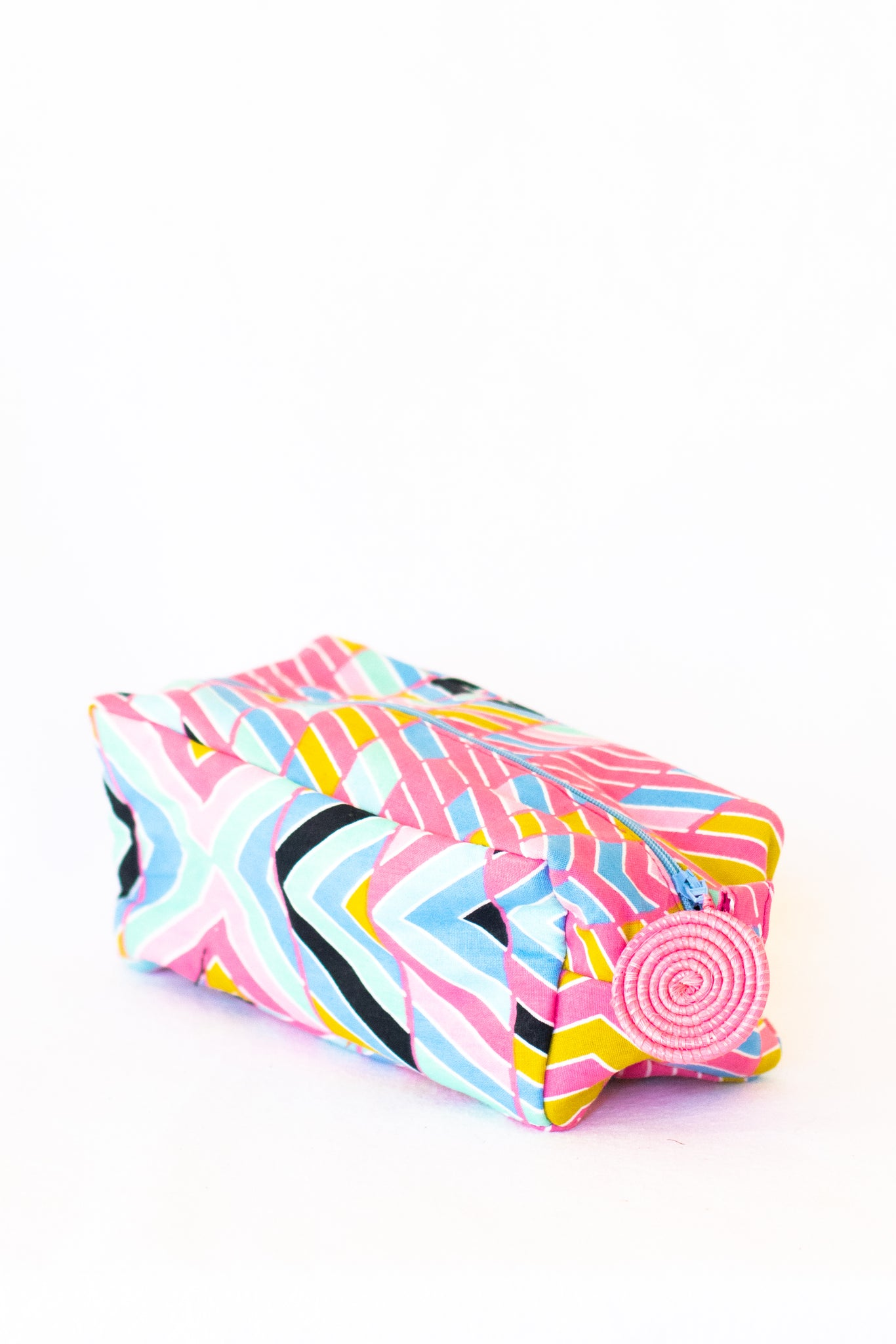 Kitenge Zipper Case, Summer