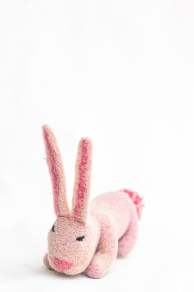 Bethie Bunny Cochineal