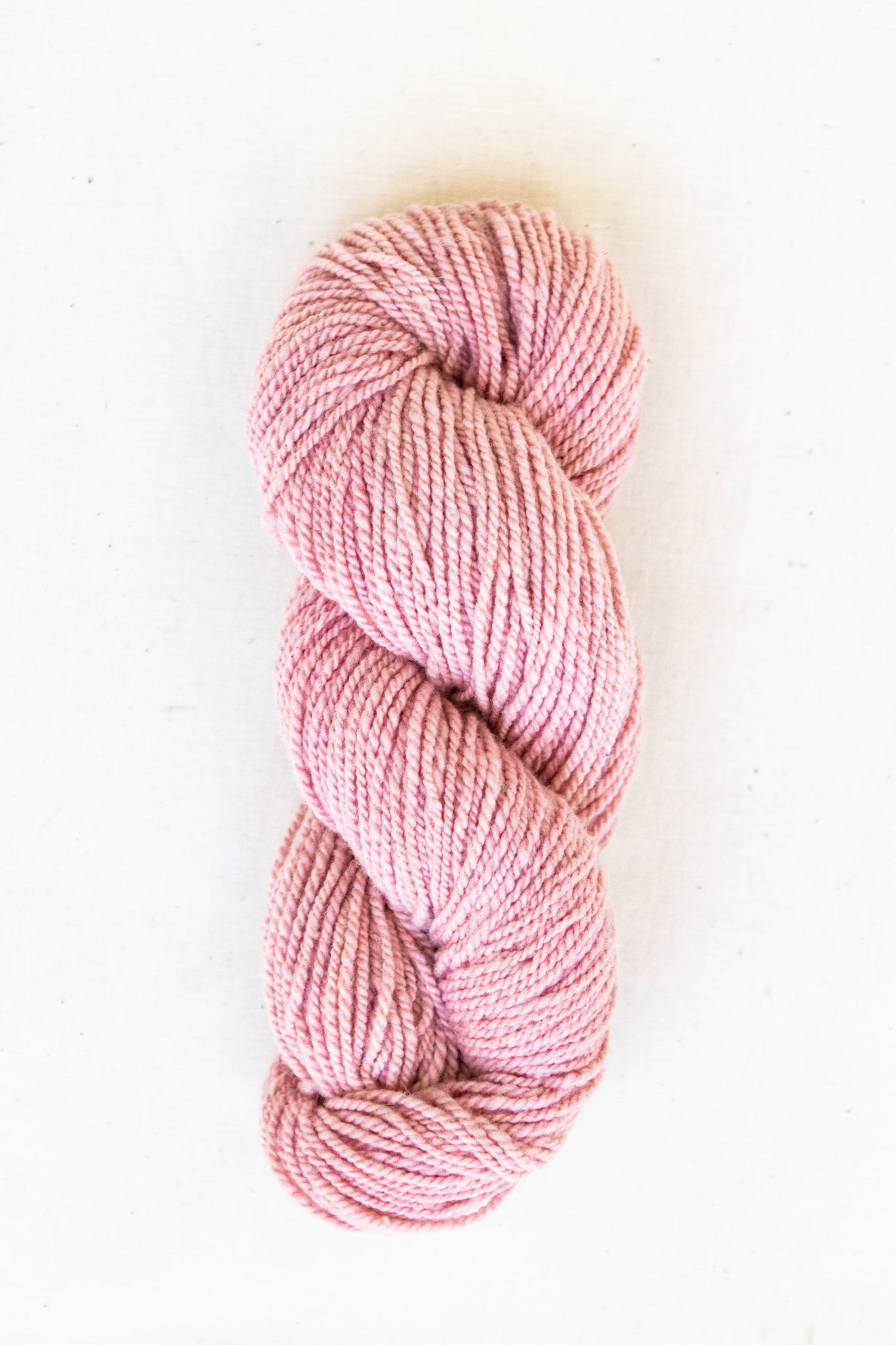 Organic Merino Wool Worsted, Cochineal